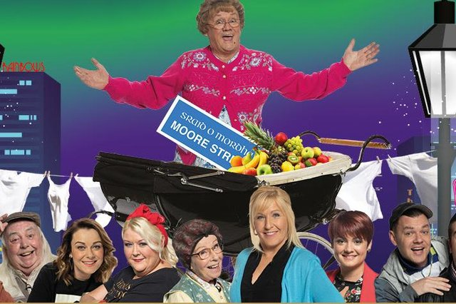 Mrs Brown's Boys D'Musical has rescheduled its Sheffield tour dates to July 2022