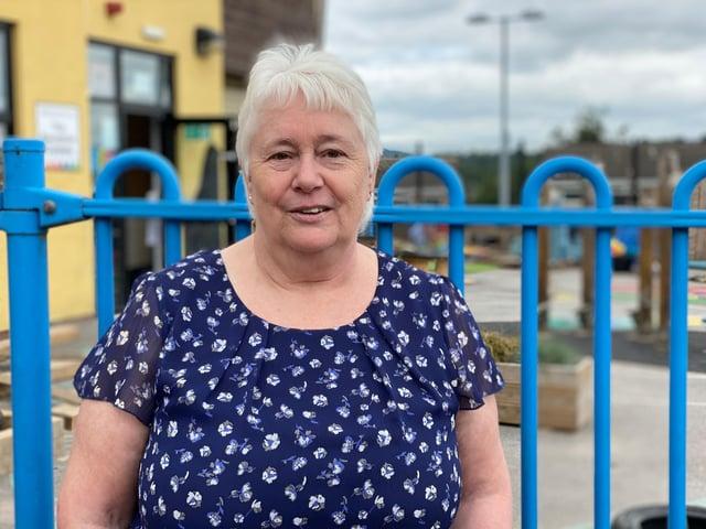 Margaret Howe is leaving Whiteways Primary School after 29 years of service.