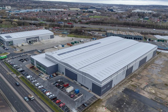 The recruits will work at ITM Power's new Gigafactory, at Bessemer Park, off Shepcote Lane, near Meadowhall.