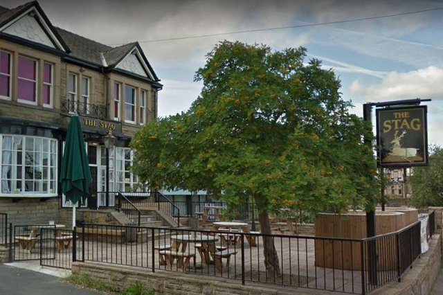 The Stag on Market Street, Woodhouse