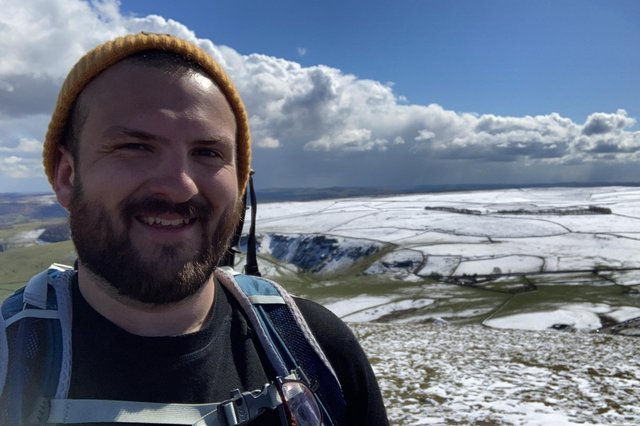 Matt Truswell from Greenhill in Sheffield will be taking on 24 peaks in 24 hours to raise money for charity after the death of a close friend.