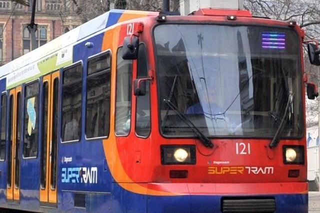 Stagecoach Supertram