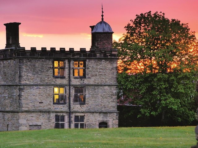 Manor Lodge, where a royal rival to Queen Elizabeth I was once kept prisoner