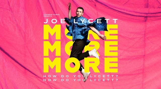 Joe Lycett is set to play two dates at Sheffield City Hall in 2022