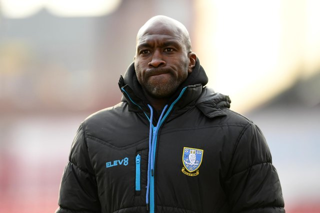 Sheffield Wednesday manager Darren Moore spoke honestly about the role their points deduction had on his side.