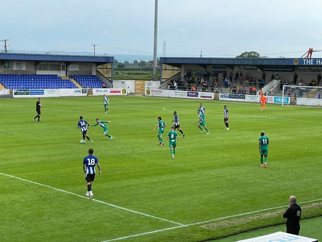 Sheffield Wednesday gave plenty of players a runout at Chester today.
