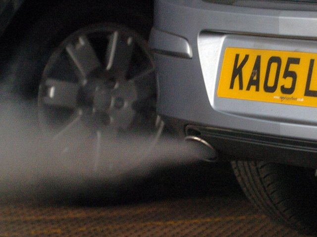 Sheffield is required to implement a charing qClean Air Zone.