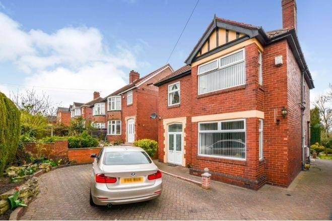 The detached home is on Reneville Road, Moorgate, a sought after area, according to Purplebricks. It describes the property as the perfect family home.