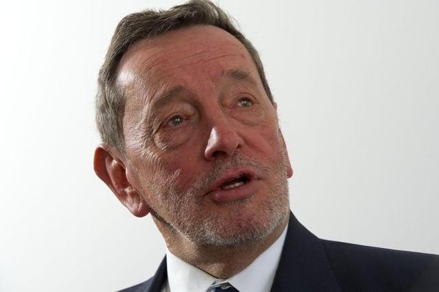 Lord David Blunkett.