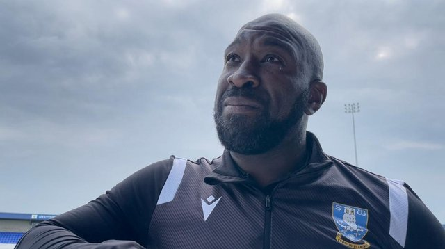 Darren Moore was pleased with Sheffield Wednesday's performance against Chester.