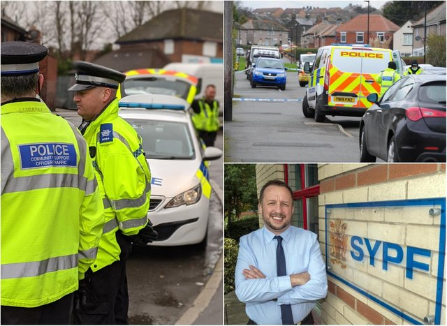 The South Yorkshire branch of the Police Federation said officers are gearing up for a challenging time as Covid restrictions are lifted