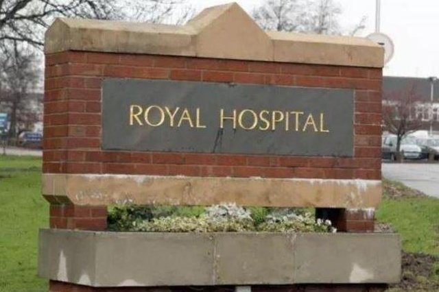 Chesterfield Royal Infirmary