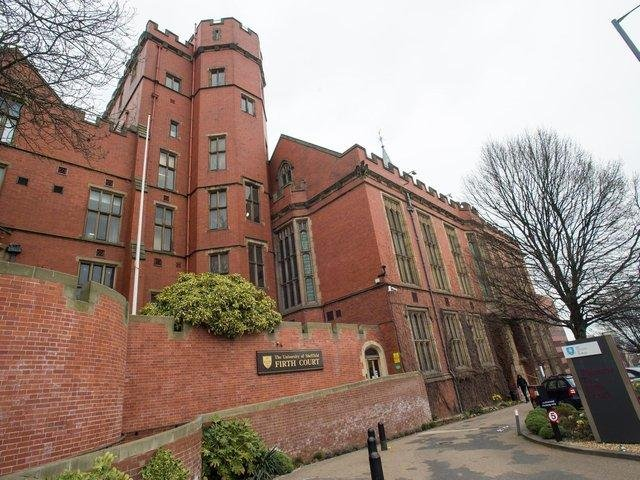 The University of Sheffield has been ranked 24th