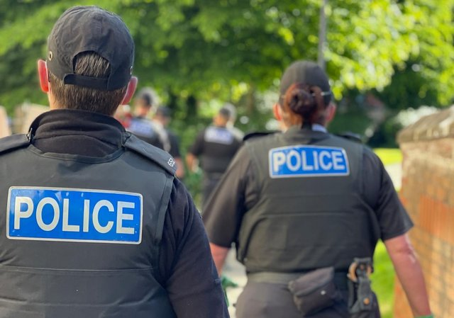 A new dedicated police team will be carrying out daily patrols of violent crime hotspots in Sheffield as part of a new operation