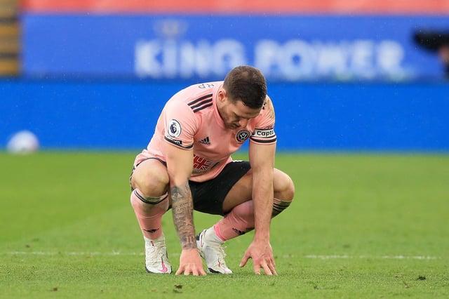 The pain of Sheffield United's relegation last season hit boyhood Blade Billy Sharp hard (Lindsey Parnaby - Pool/Getty Images)