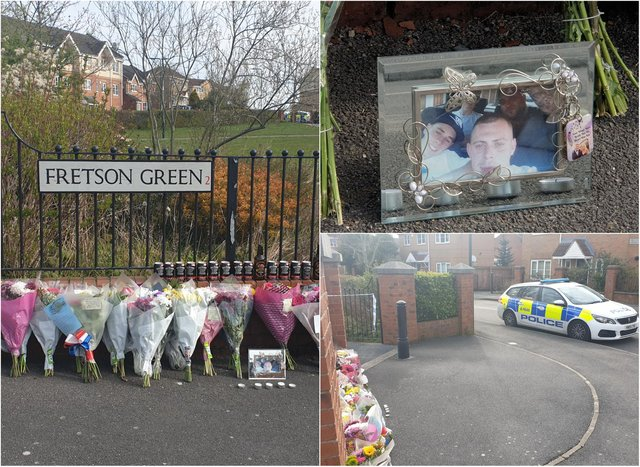 Detectives investigating the murder of Danny Irons on Fretson Green, Manor, are urging anyone with information to come forward