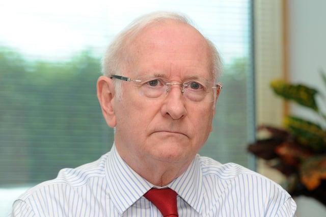 South Yorkshire Police and Crime Commissioner, Dr Alan Billings