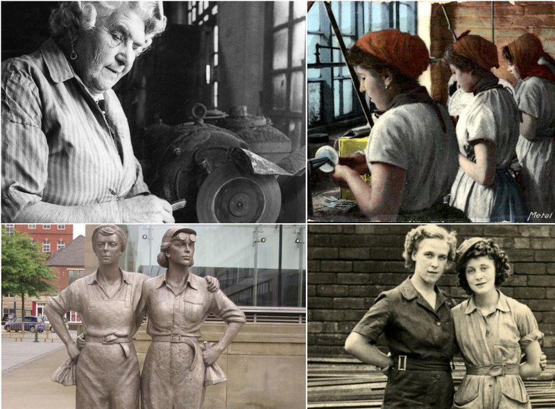 Women workers in the Sheffield cutlery and steel industries