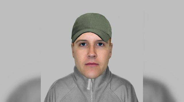 Police have published this e-fit of a man wanted in connection with indecent exposure in Chapeltown, Sheffield
