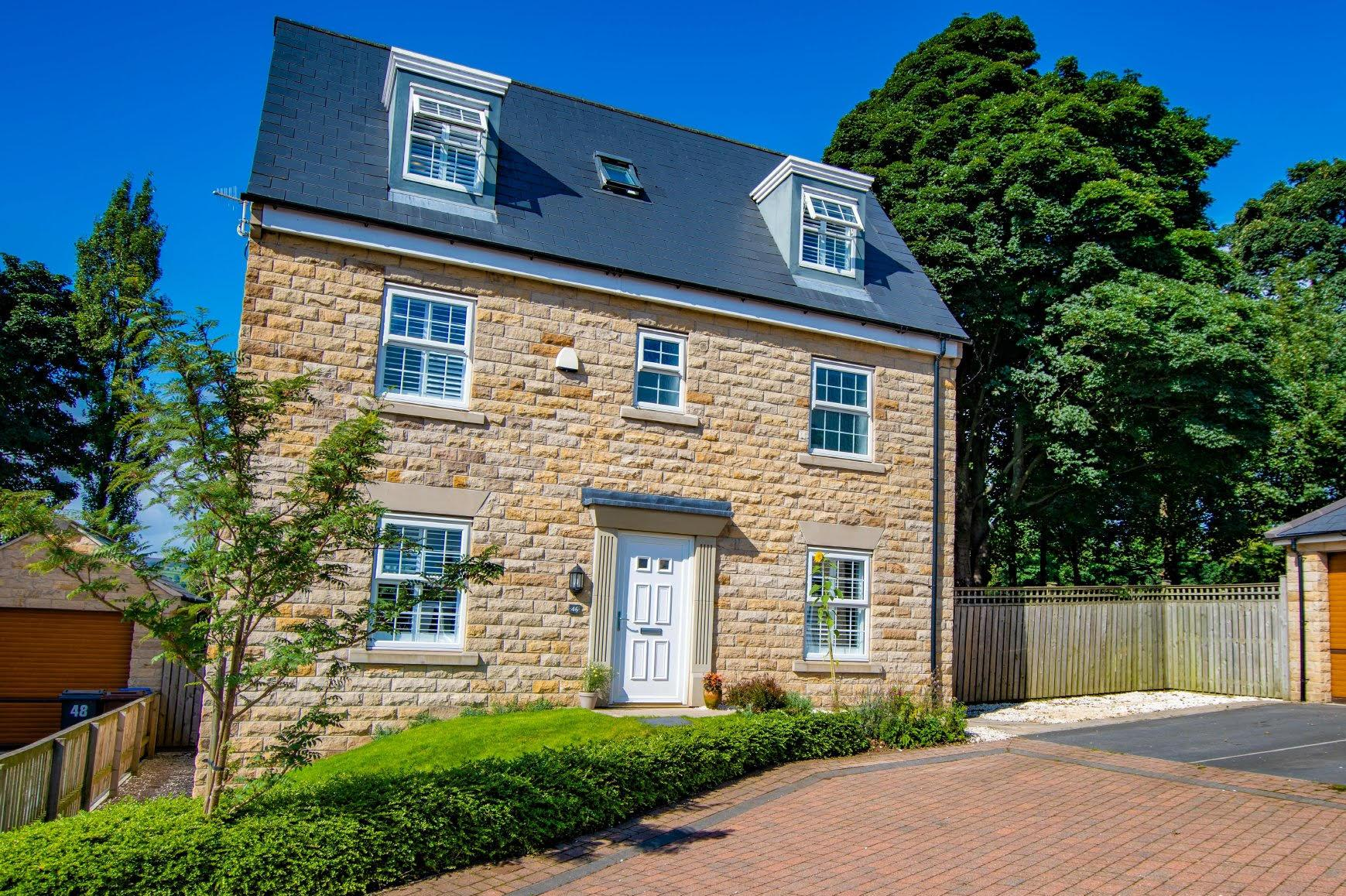 beautiful 5 bedroom home for sale in loxley sheffield