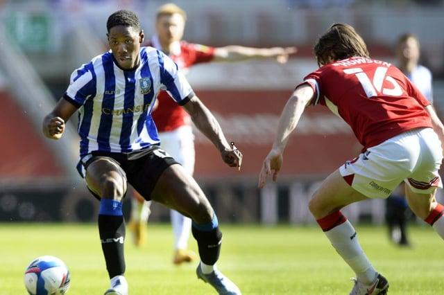 Popular Sheffield Wednesday defender Osaze Urhoghide.