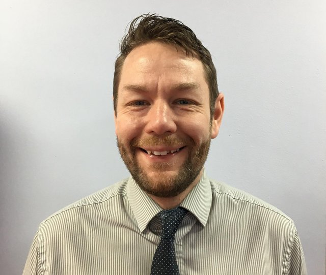 Simon Dawson, a maths teacher from Sheffield