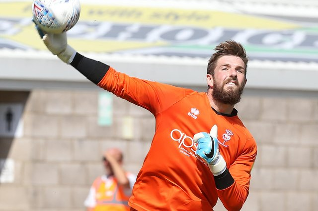 Josh Vickers has agreed a new deal at Rotherham United. (Photo by Pete Norton/Getty Images)