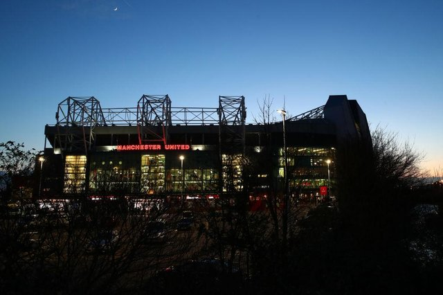 Old Trafford, the home of Manchester United. Photo by Clive Brunskill/Getty Images
