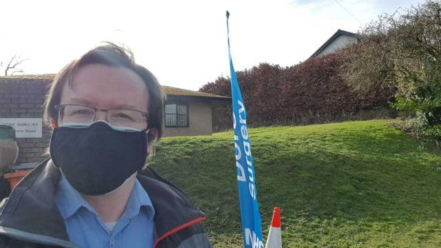 Lib Dem councillor Joe Otten.