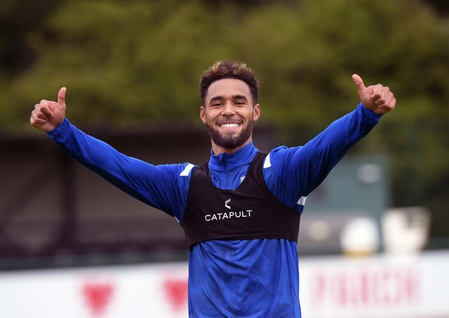 Andre Green is looking forward to next season with Sheffield Wednesday. (via @SWFC)