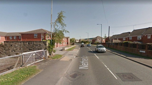 Nether Lane, Ecclesfield.