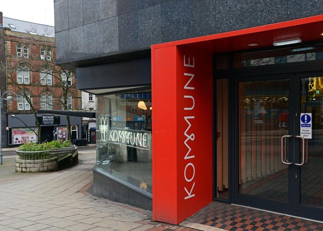 Indoor dining will return at Sheffield's Kommune food hall from Monday, May 17