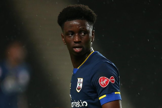 Sheffield Wednesday target David Agbontohoma is now a free agent after his release from Southampton was officially confirmed.