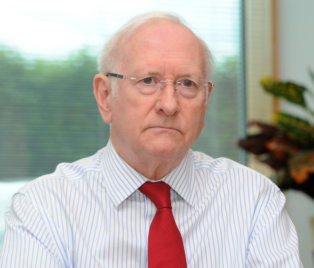 South Yorkshire's Police and Crime Commissioner, Dr Alan Billings