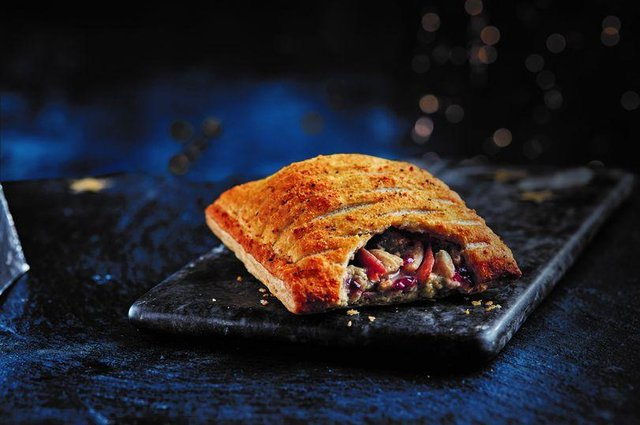 Each festive season, the eagerly-anticipated and aptly named festive bake comes to stores for a limited amount of time (Photo: Greggs)