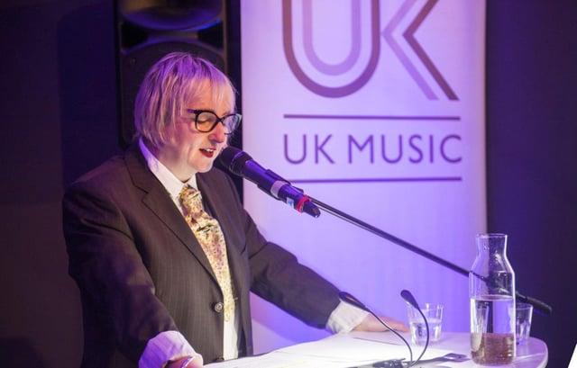 Penny Blackham, chair of Sheffield City Region Music Board.