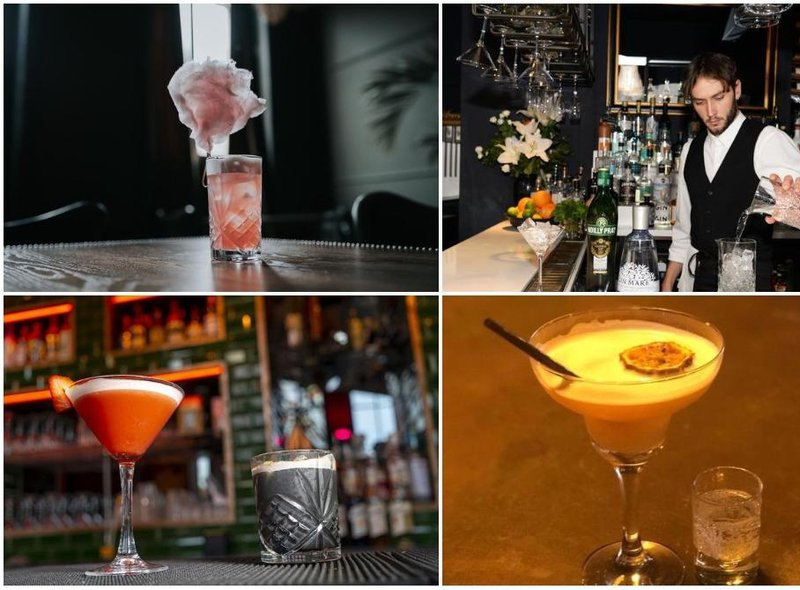 There are plenty of fantastic places in Sheffield to get a cocktail