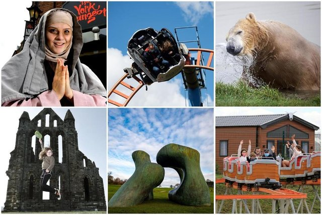 There are plenty of attractions and places to visit that are just a short drive away from Sheffield