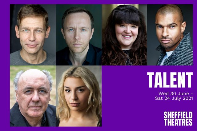 Cast in the play are: Richard Cant (The Country Wife), Daniel Crossley (Me and My Girl), Jamie-Rose Monk (Dick Whittington), Jonathon Ojinnaka, (Coronation Street), James Quinn (Democracy) and Lucie Shorthouse (Everybody's Talking About Jamie). Directing Talent is Paul Foster (Kiss Me, Kate).