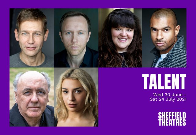 The cast of Victoria Wood comedy Talent