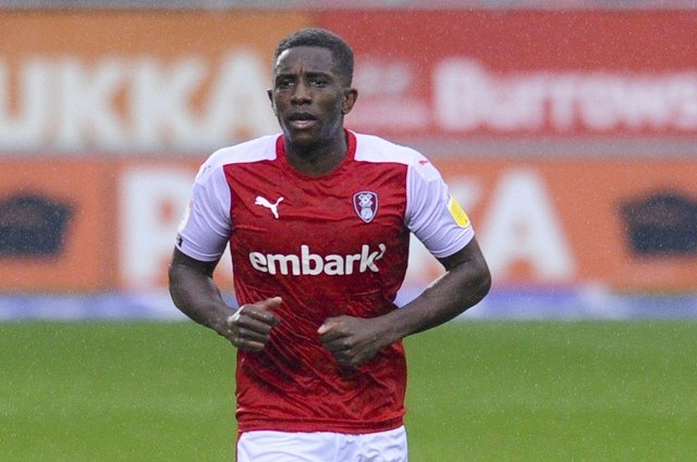 Rotherham United's Wes Harding has been called into the Jamaica squad