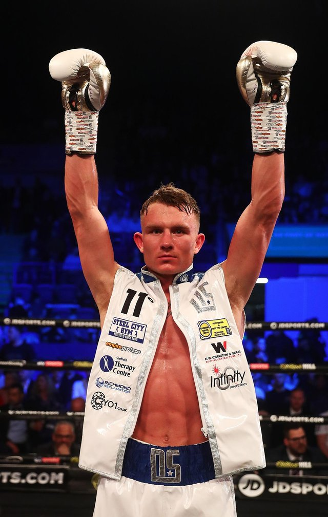 Dalton Smith believes he can deliver a knockout against experienced Rotherham fighter Lee Appleyard.