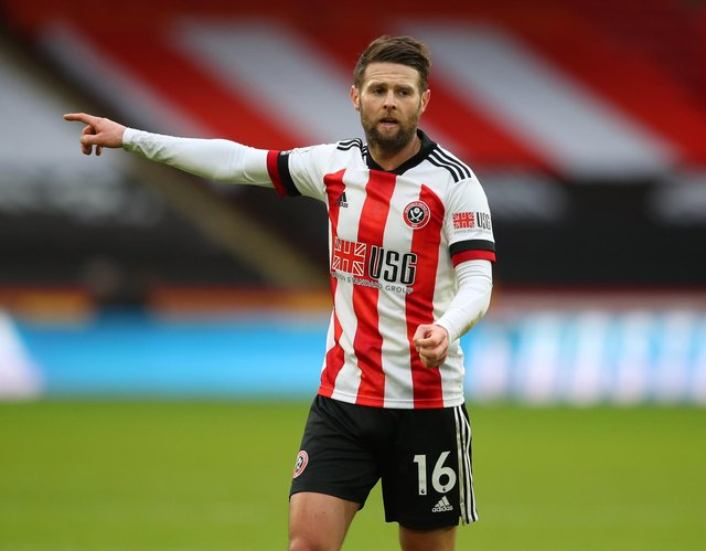 Oliver Norwood says Sheffield United will fight until the end: Simon Bellis/Sportimage