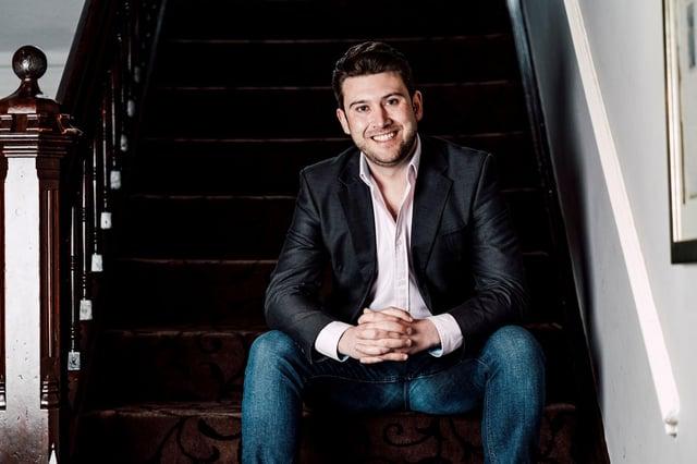 Rob Hattersley, managing director of The Maynard.