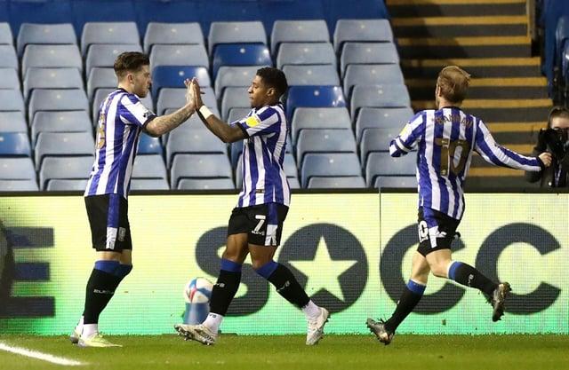 Sheffield Wednesday v Huddersfield Town. (Danny Lawson/PA Wire)