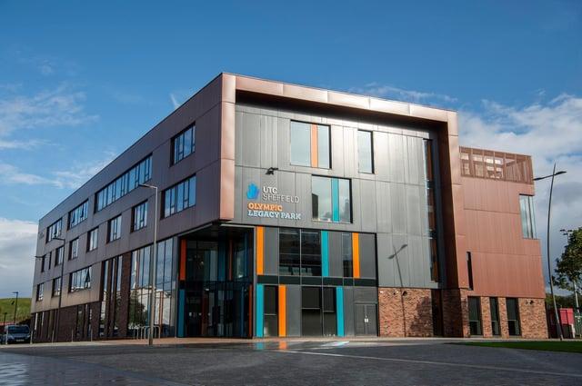 UTC Sheffield Olympic Legacy Park.