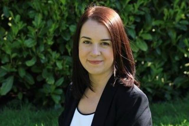 Barnsley East MP Stephanie Peacock