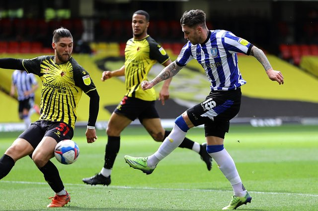 Sheffield Wednesday forward Josh Windass is of interest to a number of clubs.