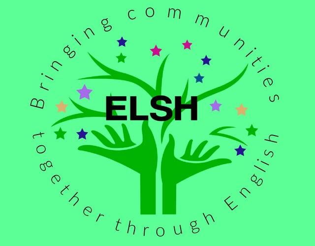 The ELSH logo