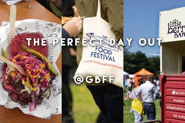 The Great British Food Festival is heading to Hardwick Hall this summer